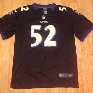 NFL Baltimore ravens Ray Lewis Jersey